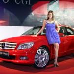 C200 CGI – 'con bài' mới của Mercedes Việt Nam