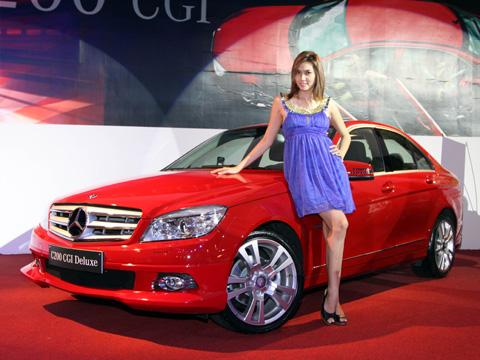 C200 CGI - 'con bài' mới của Mercedes Việt Nam