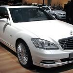 Cảm nhận xế sang Mercedes-Benz S400 Hybrid
