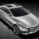 Hình ảnh đầu tiên về Mercedes-Benz F800 Style