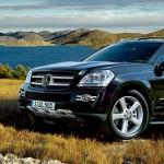 Mercedes benz GL450 khuyến mại hấp dẫn giảm 2%