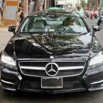 Mercedes CLS550 2012 đầu tiên ở Sài Gòn