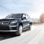 Mercedes Benz GL500 BlueEffiency 2013