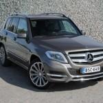 Mercedes-Benz GLK 220 CDI 4MATIC 2013