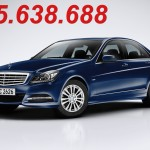 Mercedes – Benz C250 Blueeffiency 2013