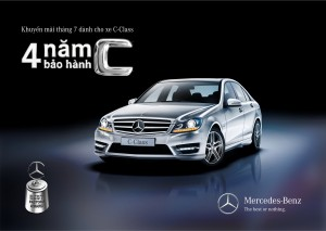Bảng giá xe mercedes tháng 7 2013 - Mercedes Andu