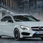 Xe MERCEDES-BENZ CLA 45 AMG 4MATIC 2014