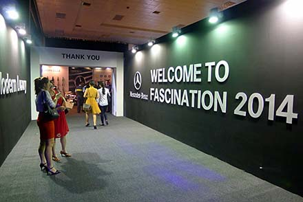 Mercedes-Benz Fascination 2014