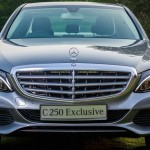 Mercedes-benz C250 Exclusive Model 2015