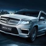 Mercedes-Benz AMG GL 63 4matic