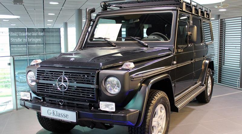 Mercedes-benz-G300-cdi-professional
