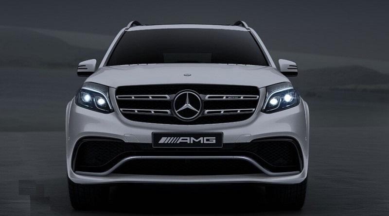 Mercedes benz GLS 63 4matic AMG