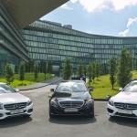 Kỷ lục thị trường xe sang của Mercedes Việt Nam
