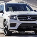 Mercedes-Benz GLS 500 4matic