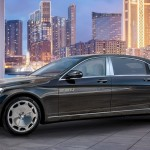 Mercedes-Benz Maybach S 600