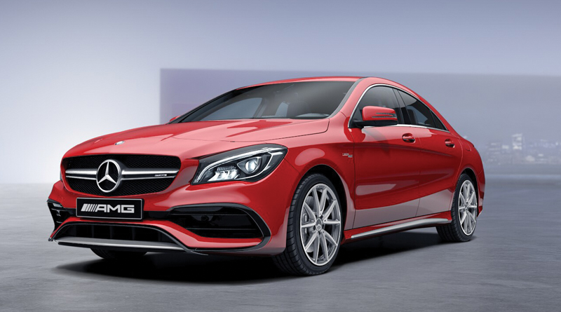 Mercedes-Benz AMG CLA 45 4MATIC 2017