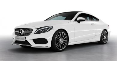 Mercedes-Benz C300 Coupe 2017