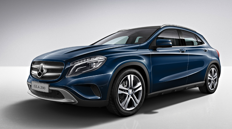 Mercedes-Benz GLA200 2017