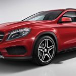Mercedes-Benz GLA250 4MATIC 2017