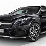 Mercedes-Benz GLA45 AMG 4MATIC 2017