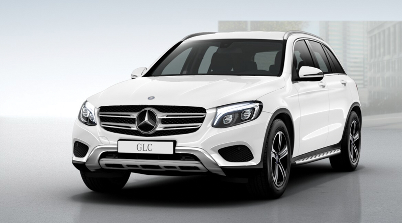 Mercedes-benz GLC250 4MATIC