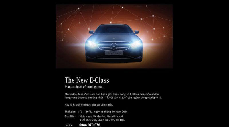 Mercedes-EClass-thu-moi-le-ra-mat
