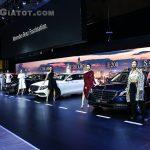 Bảng giá xe Mercedes-Benz mới nhất tháng 04/2020