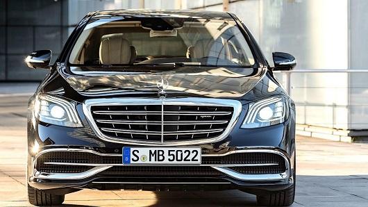 Mercedes-Mayback S450