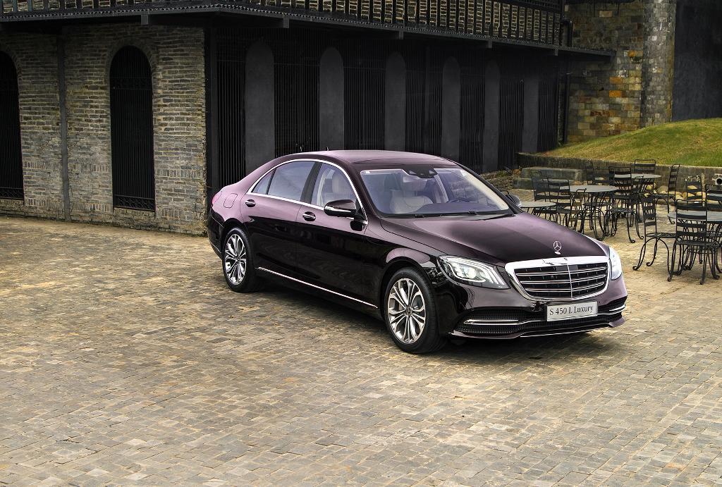 Mercedes S450 L Luxury 2020