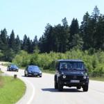 Khám phá miền quê châu Âu bằng xe Mercedes