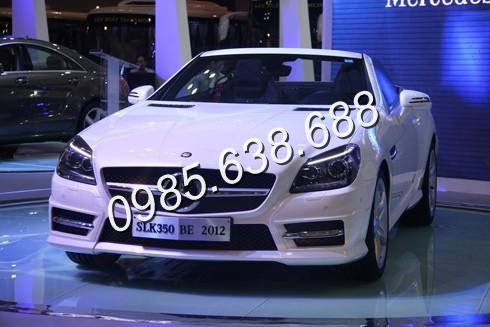Xe Mercedes-Benz SLK350
