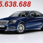 Mercedes – Benz C250 Blueeffiency 2013