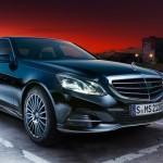 Mercedes-Benz E200 2014(new e-class)