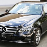 Mercedes-Benz E250 2014(new e-class)