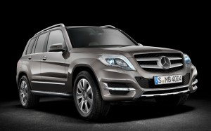 Mercedes glk250 4matic 2013
