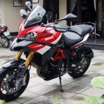 Xe Ducati Multistrada 1200S Pikes Peak đến VN