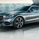 Mercedes-benz C200 Model 2015