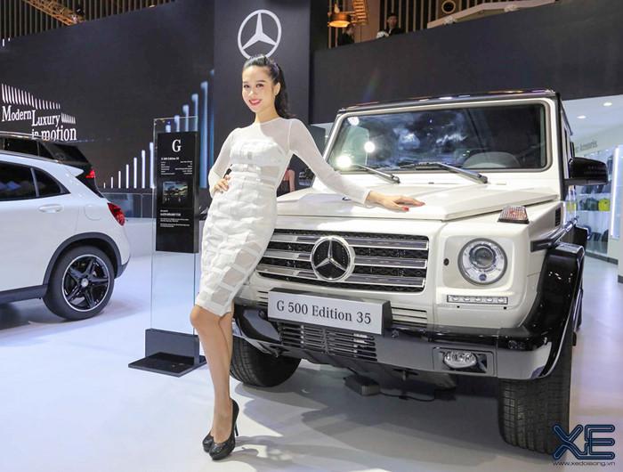 Mercedes-benz-500-Edition-35-girlhot