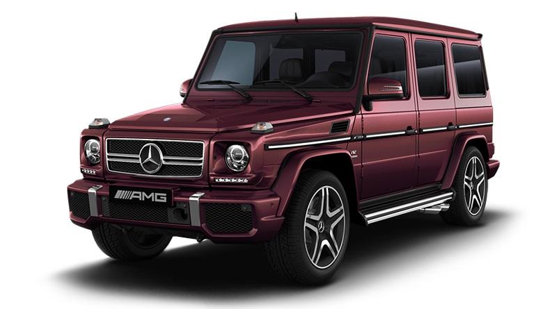 Mercedes-benz-AMG-G63