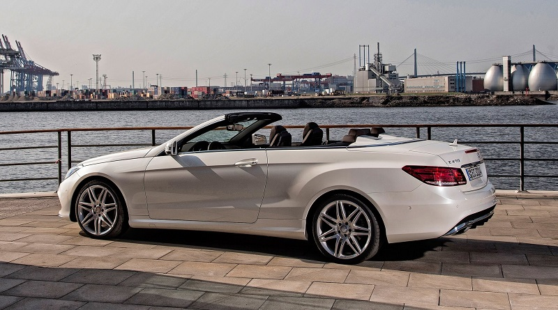 Mercedes-benz-E400-cabriolet