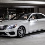Mercedes-Benz AMG S63 4matic