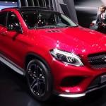 Mercedes-Benz GLE 450 AMG 4matic Coupé