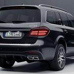 Mercedes-Benz GLS 63 4MATIC AMG