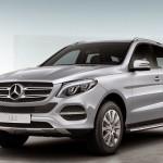 Mercedes-Benz GLE 400 4matic Exclusive