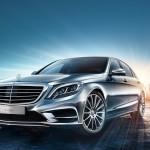 Mercedes-Benz S500L CKD