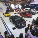 Mercedes-Benz tại triển lãm ô tô việt nam 2015