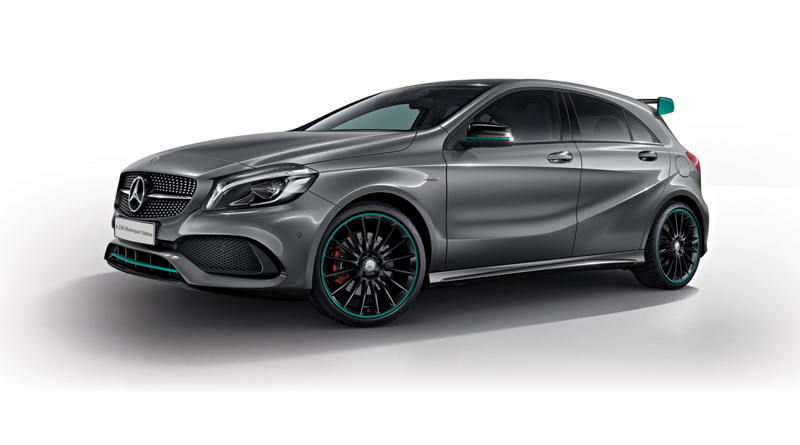 Mercedes-Benz A250 MotorSport Edition 2017
