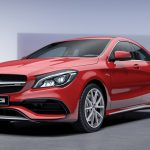 Mercedes-Benz CLA45 AMG 4MATIC 2017