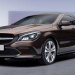 Mercedes-Benz CLA200 2017