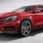 Mercedes-Benz GLA250 4MATIC 2017